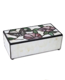 Tiffany Butterfly Jewellry Box