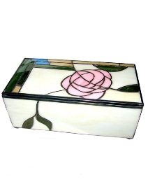Tiffany Macintosh Jewellery Box
