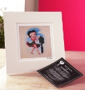 Betty Boop Posting Love Letter Print