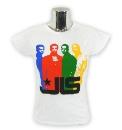 JLS Skinny White T Shirt
