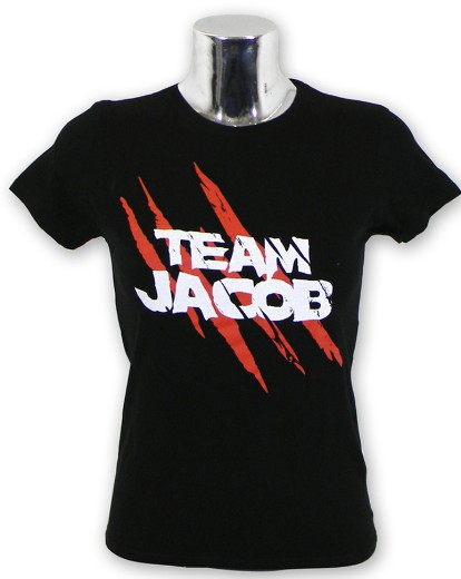 Twilight Team Jacob T Shirt