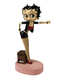 Betty Boop Thumbs Up