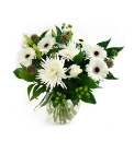 Cool White Bouquet