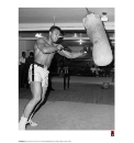Muhammad Ali Training Print