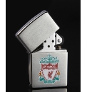 Original Zippo Football Crest Lighter
