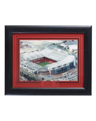 Framed Football Stadiums 9X7 Inches