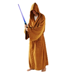Jedi Fleece Robe