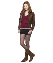 Amy Pond Cut Out