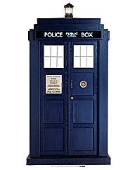 The Tardis Cut Out