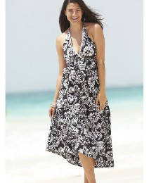 Silhouette Beach Dress