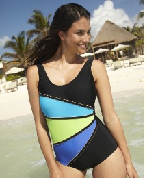 Silhouette Swimsuit - Longer Length