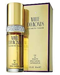 Elizabeth Taylor White Diamonds 50ml EDT