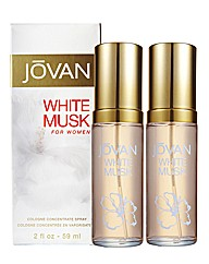 Jovan Musk 59ml EDC Buy One Get One FREE