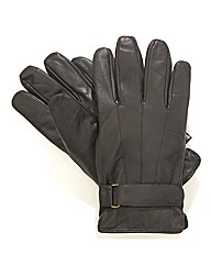 Leather Thinsulate Gloves