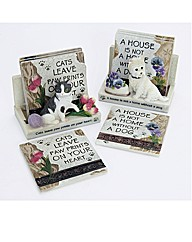 Coaster Sets Cat