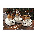 Whistling Robins Set of 3