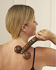 Sheesham Back Massager