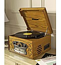 Compact Chichester Record Player
