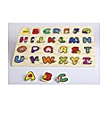 Number and Letter Puzzles Pack of 2