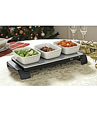 Extra Large Cordless Warming Tray