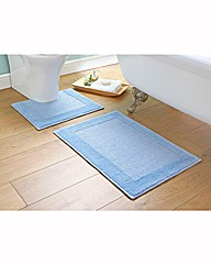 Super Dry Bathroom Mat Set
