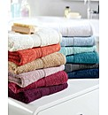 Christy Bath Sheet Pack of 2