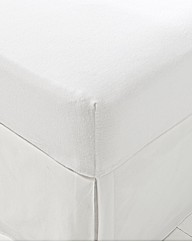 Pique Fitted Sheet 10in BOGOF