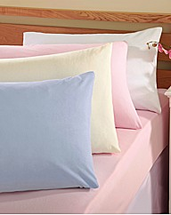 Pique Pillowcase Pair BOGOF
