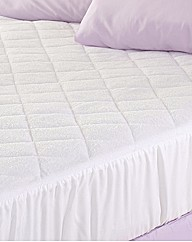 Waterproof Quilted Mattress Enhancer