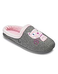 Lotus Mule Slippers E Fit