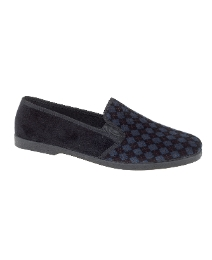Velour Carpet Slipper