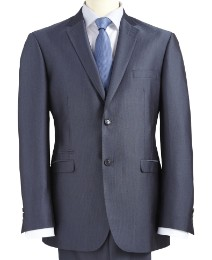 & City Herringbone Suit Jacket - Tall