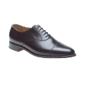 Barkers leather oxford toe cap shoe