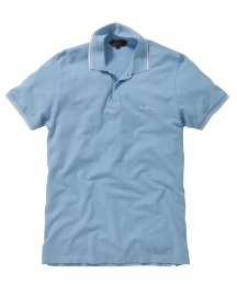 Ben Sherman Mighty Tipped Polo Shirt