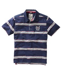 Wolsey Mighty Short Sleeve Rugby Polo