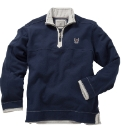Wolsey Mighty Half Zip Sweatshirt