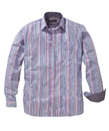 Italian Classics Mighty Striped Shirt