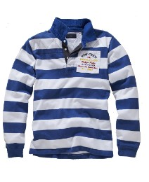 Henri Lloyd Mighty Stripe Rugby Sweat