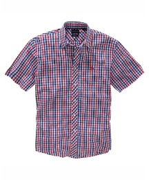 Henri Lloyd Tall Check Shirt