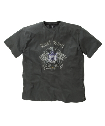 Kayak Tall Rock Print T-Shirt