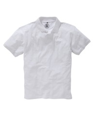 & Brand Mighty Plain Polo Shirt