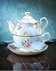 Royal Albert Tea For One