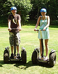 Segway Adventure Tour For One