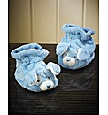 Personalised Gund Blue Doggy Booties