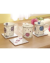 Mackintosh Mug and Coaster Set
