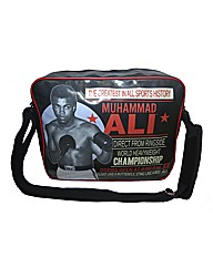 Muhammad Ali Poster Messenger Bag