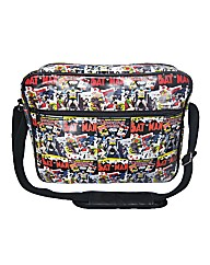 Batman Comic Strip Messenger Bag