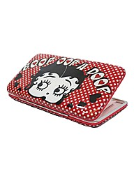 Betty Boop Polka Dot Clutch Purse