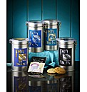 Personalised Drinks & Biscuits Tin Set