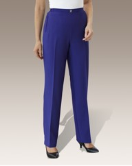 Slimma Straight Leg Trousers Length 27in